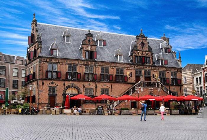 Dagje winkelen in Nijmegen