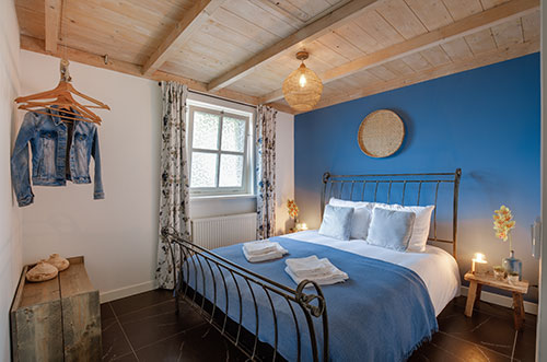 Overnachten in De Slaaperij Bed and breakfast
